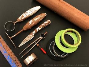 My clay tools